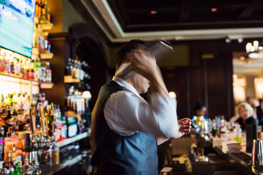 international spirits bartender