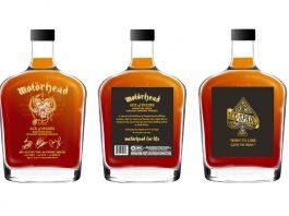 Motörhead bourbon