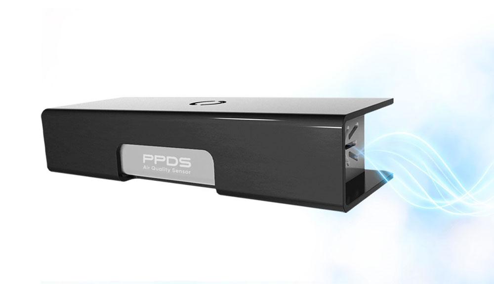 ppds air quality sensor