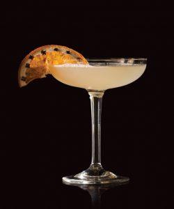 brockmans autumn cocktail