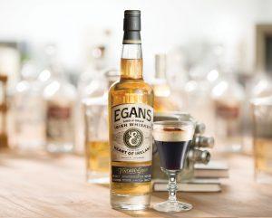 Egan's Irish coffee cocktail