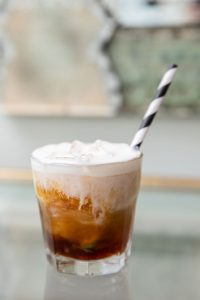 irish cold brew coffee cocktail