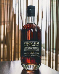 widow jane lucky thirteen bourbon