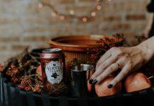 wassail fall cocktail recipe