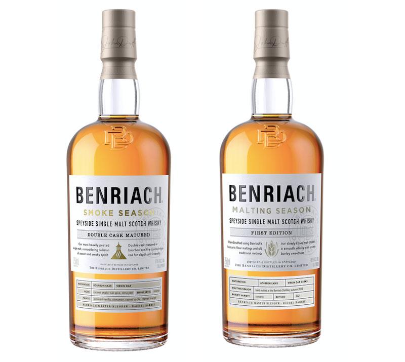 Benriach Single Malt Scotch whisky