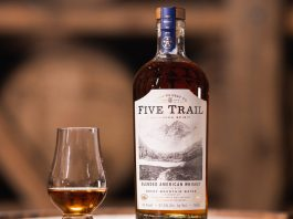 five trail whiskey